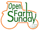 LEAF Open Farm Sunday Logo